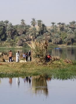 Egypte, des Pyramides à la Mer Rouge : Egypte