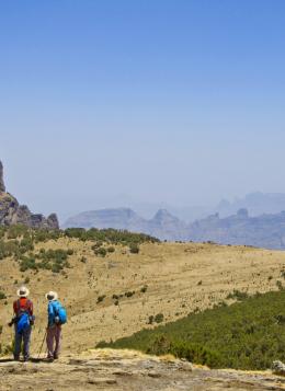 Montagnes d'Ethiopie : Éthiopie