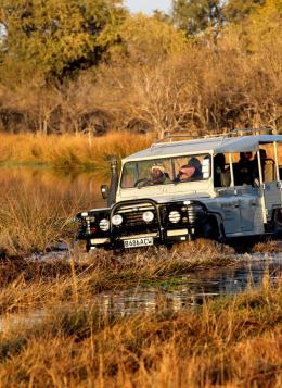 Splendeurs d'Afrique Australe : Namibie