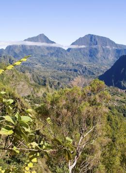 La Grande Traversée de la Réunion : Réunion