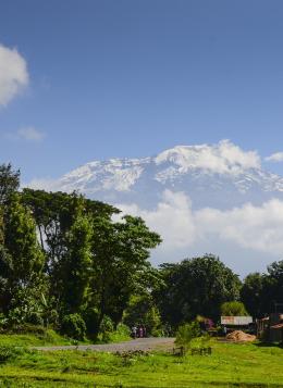 Kilimanjaro Voie Machame : Tanzanie