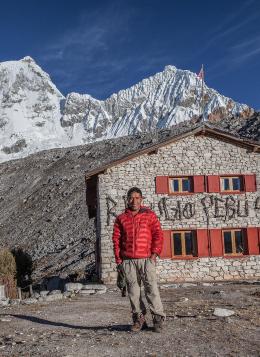 Randos dans la Cordillère Blanche : Pérou