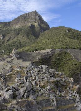 Les Cités d'Or : Pérou