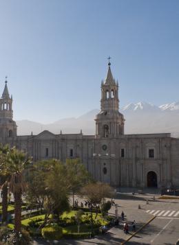 Grand Tour du Pérou : Pérou