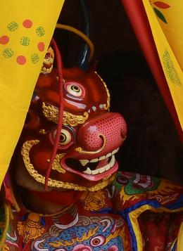 Festivals de Printemps avec Robert Dompnier : Bhoutan