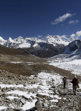 Snow Man Trekking : Bhoutan