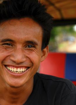 Balade au pays du Sourire : Cambodge