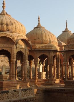 Balade au Rajasthan : Inde