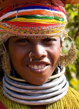 Tribus d'Orissa et Fête de Holi : Inde