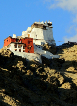Les trois vallées du Ladakh : Inde