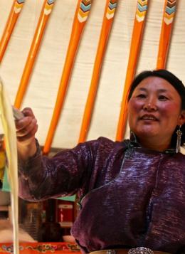 Immersion chez les Mongols : Mongolie