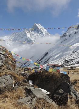 Sentiers du Népal : Népal