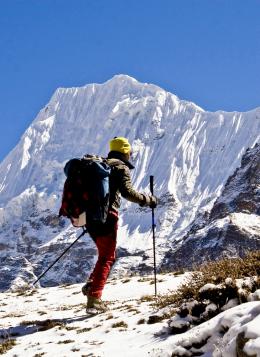 Le Trek du Kangchenjunga : Népal