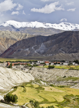 Au cœur du Mustang : Népal