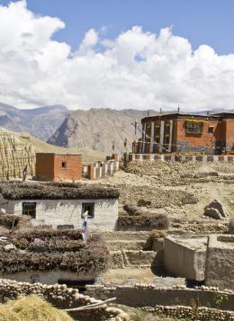Grand Tour du Mustang : Népal