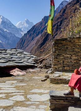 Tour du Manaslu et vallée de Tsum : Népal