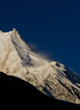 Tour du Manaslu : Népal