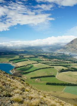 Volcans et Montagnes de Nouvelle Zélande : Nouvelle Zélande