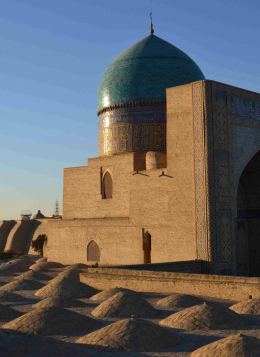 Grande traversée de l'Ouzbékistan : Ouzbékistan