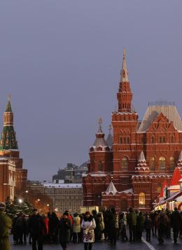 Nouvel An et Noël Orthodoxe : Russie