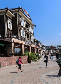 Le Transsibérien, de Vladivostok à Moscou : Russie