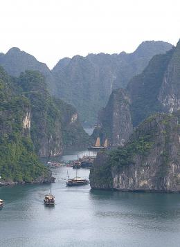 Grande Traversée du Vietnam : Vietnam
