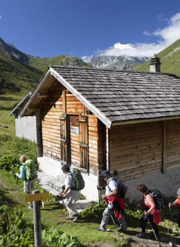 Initiation au Trekking : France