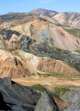 Trek des Volcans Islandais : Islande