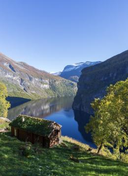 Rando et Croisière dans les Fjords de Norvège : Norvège