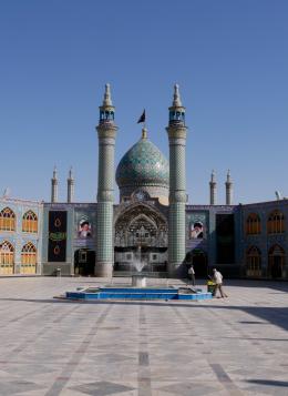 Désert et villes turquoises de Perse : Iran