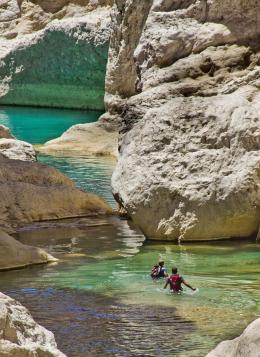 Montagnes, Dunes et Canyon : Oman