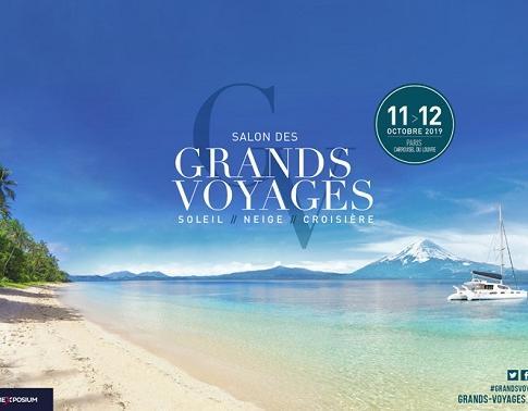 Actualité Tirawa : Salon des Grands Voyages - 11 & 12 Octobre - Paris