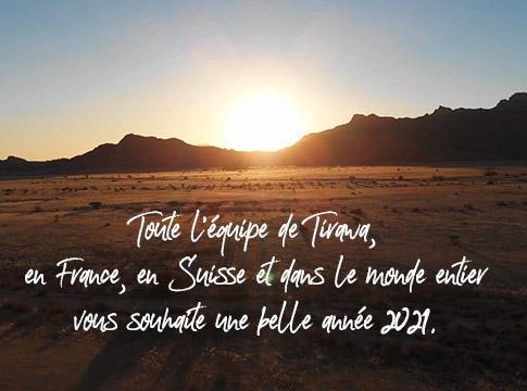 Actualité Tirawa : Belle année 2021