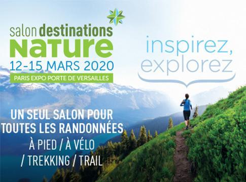 Actualité Tirawa : Destinations Nature à Paris