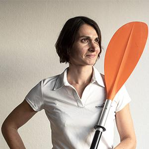 Mylène Esnault,  chez TIRAWA