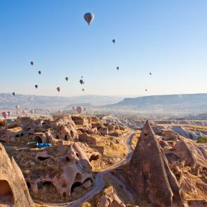Voyages sur-mesure avec Tirawa : Turquie