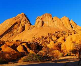 Grande Traversée de la Namibie du Nord au Sud : Namibie