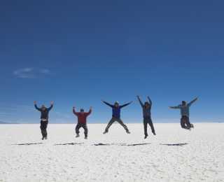Grand Tour de Bolivie : Bolivie