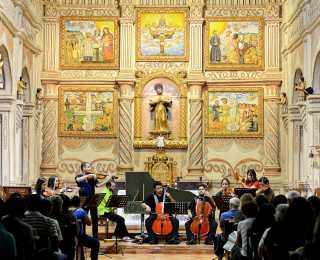 Festival de musique Baroque et Tango Argentin : Bolivie