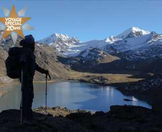 Le Trek des 3 Cordillères : Bolivie