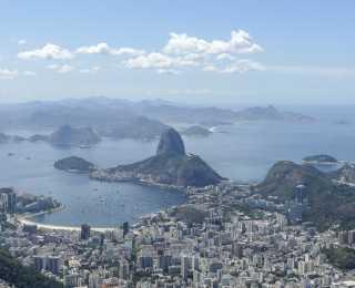 De Rio aux Chutes d'Iguaçu : Brésil