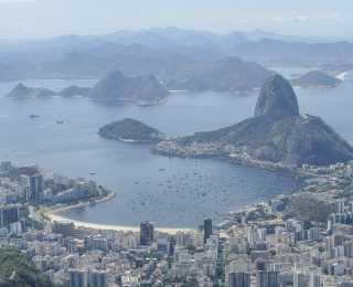 Rio, entre Mer et Montagne : Brésil