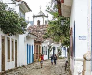 Grand Tour du Brésil : Brésil