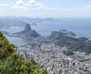 De Rio à Salvador de Bahia : Brésil