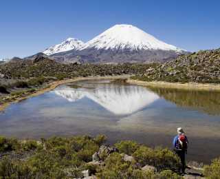 De Salars en Volcans : Chili