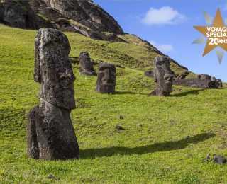 Festival de Tapati à l'île de Pâques : Chili