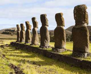 Grand Tour de l'île de Pâques : Chili