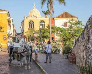 Balade des Andes aux Caraïbes : Colombie