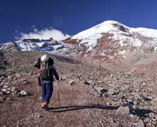 Montagnes d'Equateur : Équateur