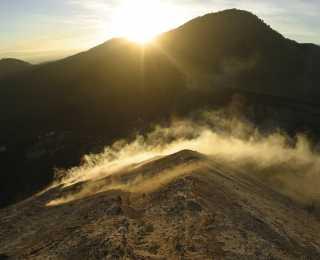 Volcans du Pacifique : Nicaragua